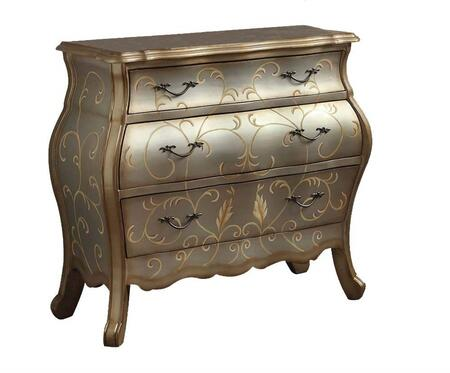 Acme Furniture 90109 Vanas Series Wood Chest ...