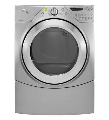"""Whirlpool WED9550WL 27"""" Electric  Electric Dryer 