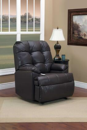 MedLift 5600BLCO Contemporary Wood Frame  Recliners