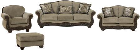 Signature Design by Ashley 57300SLCO Martinsburg Living Room