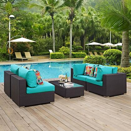 Modway EEI2356EXPTRQSET  Patio Sets