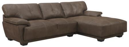 Coaster 500325 Murik Series Stationary Microfiber Sofa