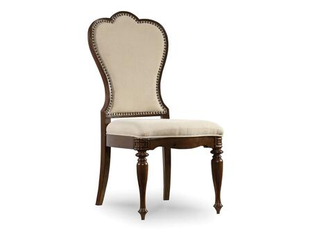 Dining Room Leesburg Upholstered Side Chair Image 1