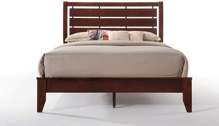 Acme Furniture 20400Q Ilana Series  Queen Size Panel Bed