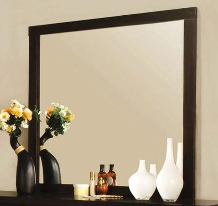 Yuan Tai 8166M Winslow Series Rectangular Portrait Dresser Mirror