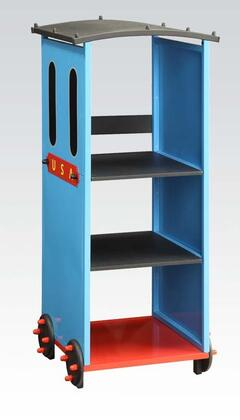 Acme Furniture 37565 Tobi Series Wood 3 Shelves Bookcase