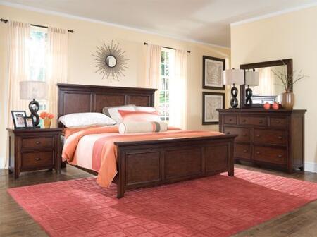 Broyhill ABBOTTPANELBEDCKSET5 Abbott Bay Bedroom Sets