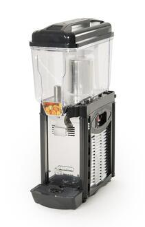 Cofrimell CD Juice Dispenser With Stainless Steel Evaporator, High Chilling Capacity, Polycarbonate Bowl.