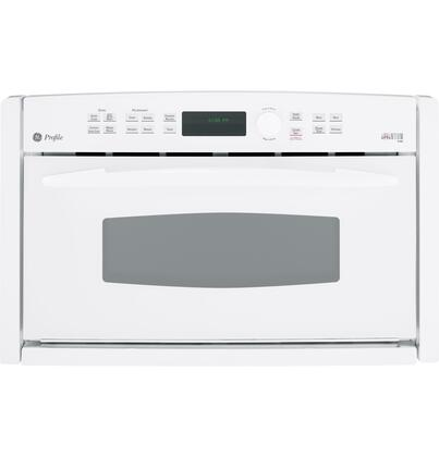 GE PSB1000NWW Single Wall Oven, in White