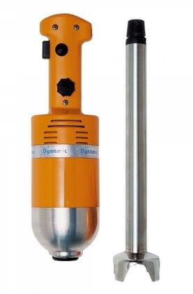 """Dynamic MX006X PMDH250 Detachable With 9500 RPM, Safety Switch, Variable Speed, 12"""" Stainless Steel Detachable Foot, Titanium Plated Cutter Blade, in Orange"""