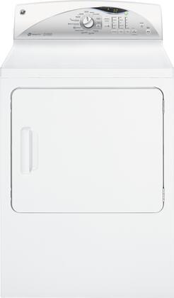 "GE GTDS560EFWS 27"" Electric  Electric Dryer |Appliances Connection"