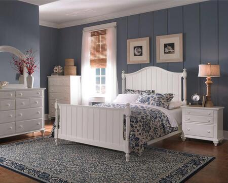 Broyhill HAYDENPANELQSET5 Hayden Place Queen Bedroom Sets