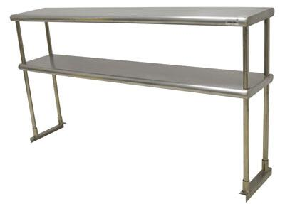 Double Deck KD Shelf