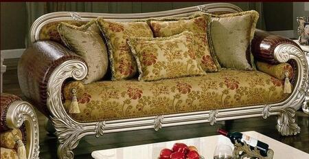 Yuan Tai ST3300S Strasbourg Series  Fabric Sofa