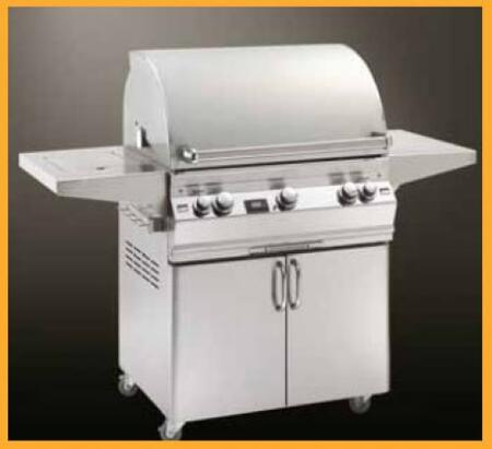 FireMagic E660S2E1N62W Freestanding Grill, in Stainless Steel