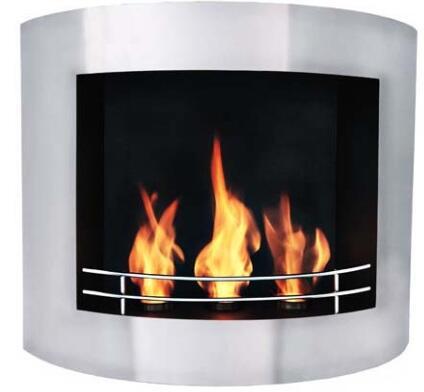 Bio Flame PRV3FCWM Prive Series Wall Mountable Vent Free Bioethanol Fireplace |Appliances Connection