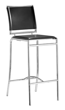 Zuo 30015X Soar Collection Bar Chair in