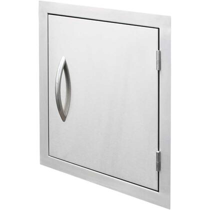 Door in Stainless Steel