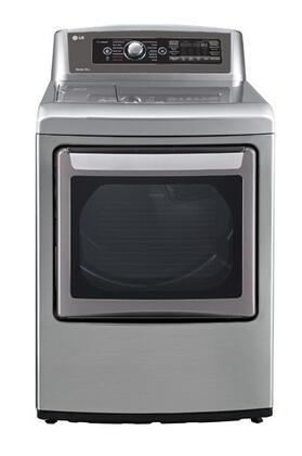 LG DLGX5781VEdonotuse  7.3 cu. ft. Gas Dryer, in Graphite Steel