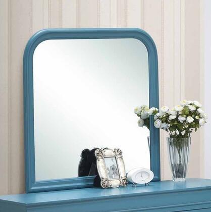 Glory Furniture G3180M  Square Both Dresser Mirror