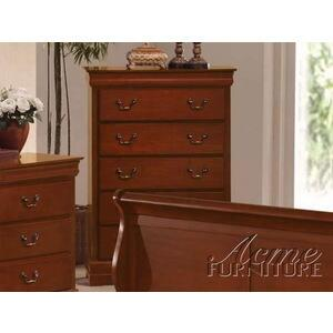 Acme Furniture 00396 Louis Philippe Series  Chest