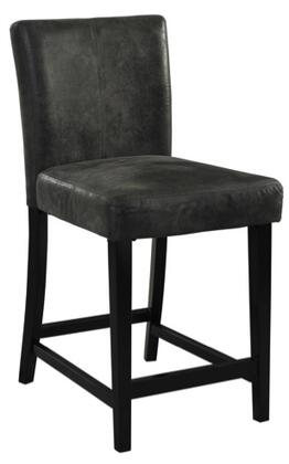 Linon 0225CHA-01-KD-U Commercial or Residential Bar Stool