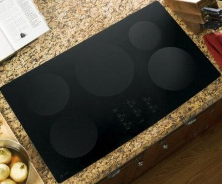 """GE Profile PHP960DMBB 36"""" Electric Cooktop"""