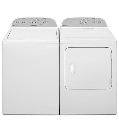 Whirlpool Wtw4800bq 3 6 Cu Ft Top Load Washer In White