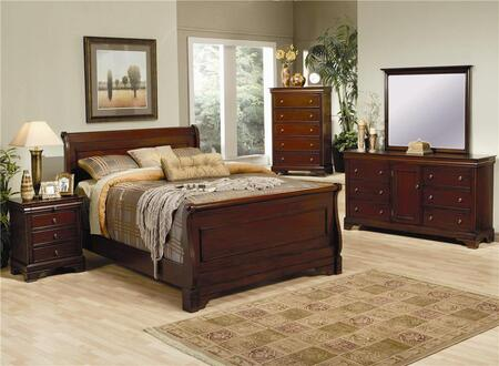 Coaster 201481KESET5 King Bedroom Sets