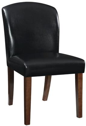 Coaster 190133 Transitional Wood Frame Dining Room Chair