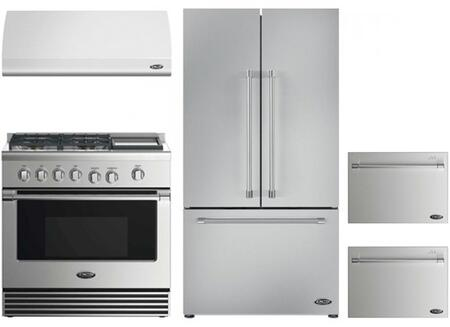 DCS 719420 Kitchen Appliance Packages