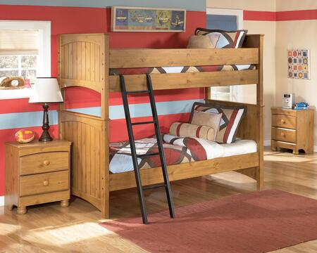 Signature Design by Ashley B2330582095B100008 Stages Series  Twin/Twin Size Bunk Bed