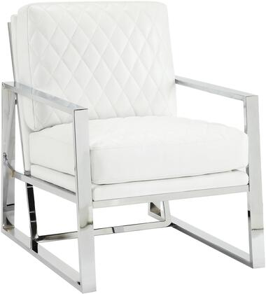 Coaster 900623 Accent Seating Series Armchair Metal Frame Accent Chair