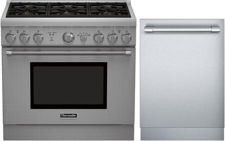 Thermador 716478 Professional Kitchen Appliance Packages