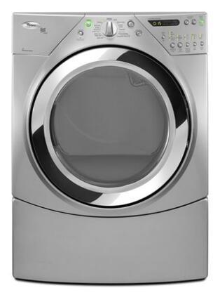 Whirlpool WGD9750WL Gas Duet Steam Series Gas Dryer