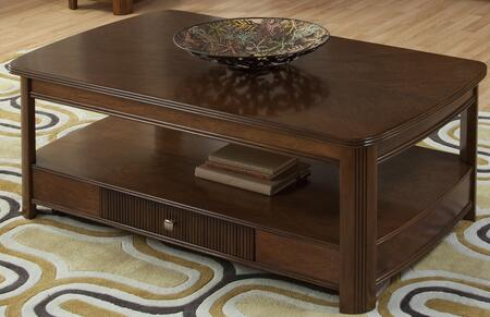 New Classic Home Furnishings Leighla Chestnut