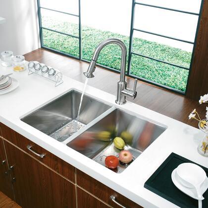 Vigo VG14001 Kitchen Sink
