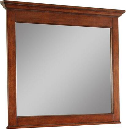 Broyhill 464-238 Hayden Place Rectangular Dresser Mirror: