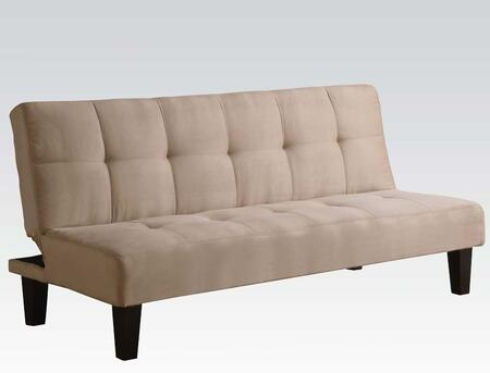 Acme Furniture 05673 Emmet Series Convertible Microfiber Sofa