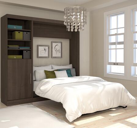 Bestar Furniture 25890 Nebula By Bestar 84 Full Wall Bed Kit