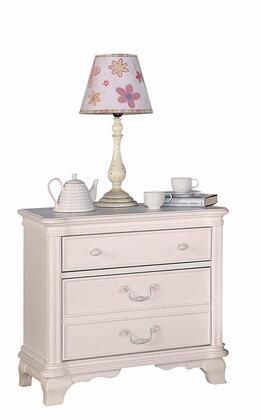 Acme Furniture 30148 Ira Series Rectangular Wood Night Stand