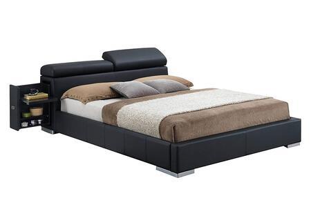 Acme Furniture 20747EK Manjot Series  Bed