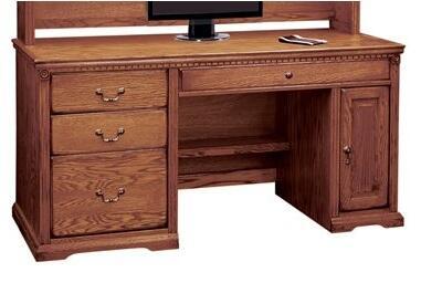 Legends Furniture SD6201RST Scottsdale Series Computer  Wood Desk