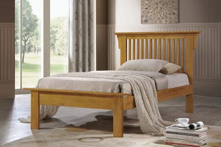 Acme Furniture 21075T Roger Series  Twin Size Bed