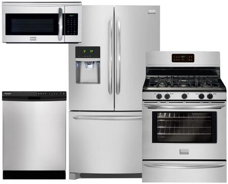 Frigidaire FG4PCFSFDCD30GFCSSKIT1 Gallery Kitchen Appliance