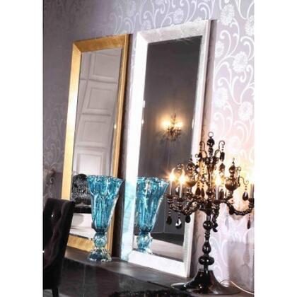 VIG Furniture AK421210WHT Armani Xavira Series Rectangular Portrait Floor Mirror  |Appliances Connection