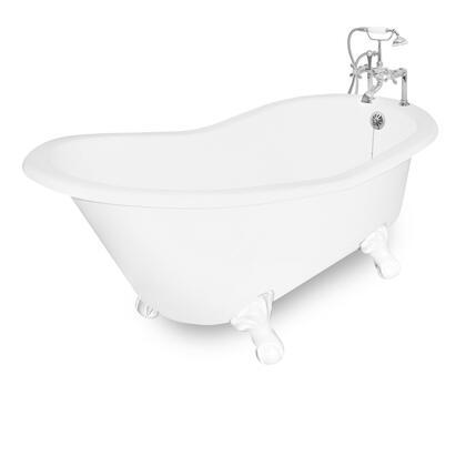 American Bath Factory T130BWH
