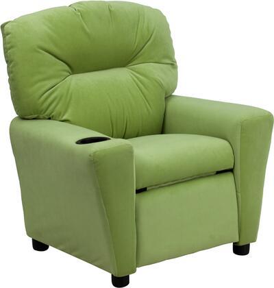 Flash Furniture BT7950KIDMICAVOGG Childrens Microfiber Wood Frame  Recliners