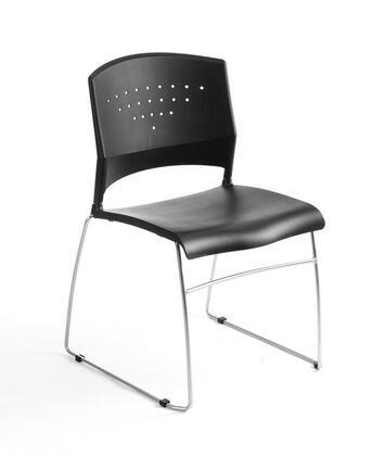 """Boss B1400BK1 18.5"""" Contemporary Office Chair"""