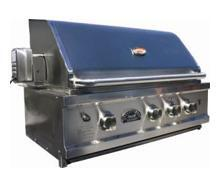 Sole SO30BQ Built In Natural Gas Grill